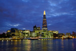 london thames the shard